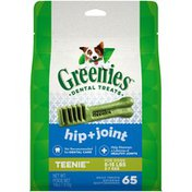 Greenies Hip & Joint Care Teenie Dental Dog Treats