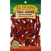 El Guapo®  Whole Japanese Chili Peppers (Chile Japones Entero)