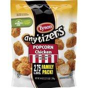 Tyson Popcorn Chicken, Family Pack