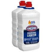 Kingsford Lighter Fluid Bottle 4/2 X64 Fo