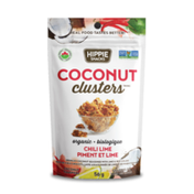 Zesty Chili Coconut Clusters