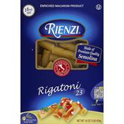 Rienzi Rigatoni, 23