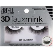 Ardell Lashes, 3D FauxMink, 859