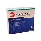 Life Brand Acid Reducer Ranitidine 75mg Tablets
