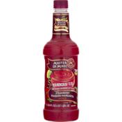 Master of Mixes Handcrafted Daiquiri/Margarita Mixer Strawberry