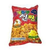 Crown Maple Shin Jjang Crispy Honey Black Sesame Korean Food Snack