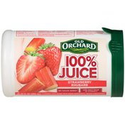 Old Orchard Strawberry Rhubarb Juice Concentrate