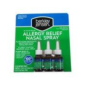 Berkley Jensen Fluticasone Nasal Spray