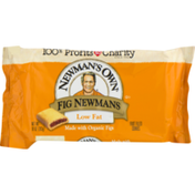Newman's Own Fig Fruit Filled Cookies