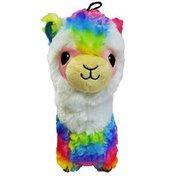 GSC Small Rainbow Llama Dog Toy