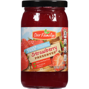 Our Family Strawberry Preserves