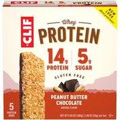 CLIF BAR Peanut Butter & Chocolate Bars