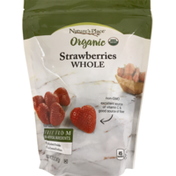 Nature's Place Organic Whole Strawberries