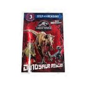 Random House Books for Young Readers Jurassic World: Fallen Kingdom Deluxe Step into Reading Paperback
