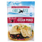 Orca Bay Seafoods Ocean Perch, Pacific, Wild Caught, Firm & Mild Fillets