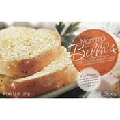 Mamma Bella's Garlic Toast, Three Cheese