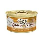 Fancy Feast Gravy Lovers Chicken Hearts & Liver Feast Wet Cat Food
