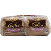 Nature's Own Bread, Multigrain, Thick Sliced, 2 Pack