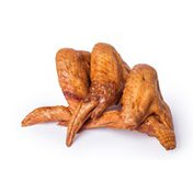 Cooked Hot Wings