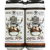 Smog City Beer, Porter, Coffee Porter