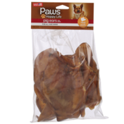 Paws Happy Life Pig Ears For All Size Dogs