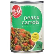 Big Y Peas & Carrots