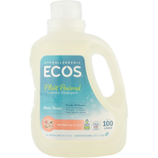 ECOS Laundry Detergent, Plant Powered, Magnolia & Lily, Hypoallergenic