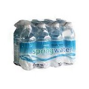Meijer Naturally Filtered Spring Water