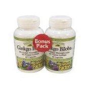 Natural Factors Ginkgo Biloba Extract Capsules