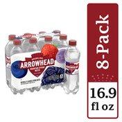Arrowhead Triple Berry Sparkling Water