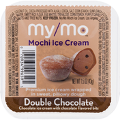 My/Mo Mochi Ice Cream, Double Chocolate