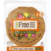BFree Wraps, Sweet Potato