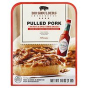 Big Shoulders Pulled Pork, in Hot & Spicy BBQ Sauce
