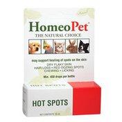 HomeoPet Hot Spots