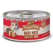 Merrick Purrfect Bistro Grain-Free Beef Pate Cat Food