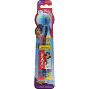 Colgate Toothbrush, Wonder Woman, Extra Soft, Value Pack