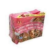 Kim Ve Wong Instant Mushroom Pork Noodles