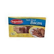 Sugardale Foods Thick Sliced Bacon