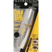 Maybelline Mascara, The Colossal, 238 Platinum Black