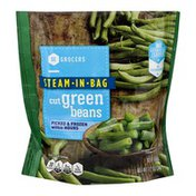Southeastern Grocers Steam-In-Bag Green Beans Cut