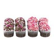 SB Mini Chocolate Cupcakes - 12 CT