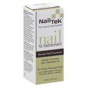 Nail Tek Nail Treatment Oil, Keratin Enriched