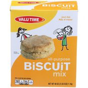 Valu Time All-purpose Biscuit Mix
