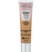 Maybelline Protective Makeup, Natural Beige 220, Broad Spectrum SPF 50