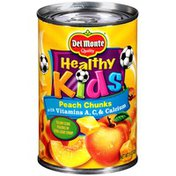Del Monte Healthy Kids Chunks in Extra Light Syrup Peaches
