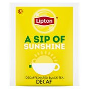 Lipton Tea/beverages Black Decaffeinated
