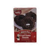 Katz Gulten Free Triple Chocolate Donut