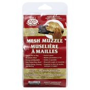 Alliance Products Muzzle, Mesh, Size 4