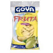 Goya Sliced Green Mangos, Frozen