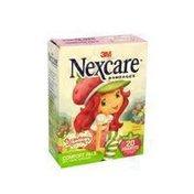 Nexcare Comfort Pals Strawberry Shortcake Bandages